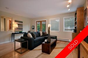 Kitsilano 1/2 Duplex for sale:  3 bedroom 1,424 sq.ft. (Listed 2012-07-16)