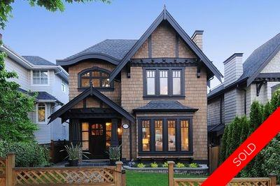 West Point Grey House for sale:  4 bedroom 2,713 sq.ft. (Listed 2013-05-08)