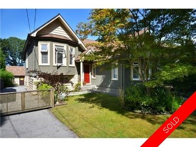 Cedar Cottage House for sale: East Van 5 bedroom 6,039 sq.ft. (Listed 2013-08-17)