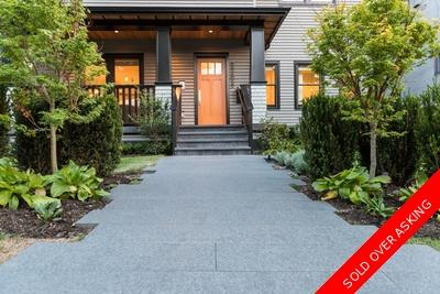 Kitsilano 1/2 Duplex for sale:  4 bedroom 1,862 sq.ft. (Listed 2016-02-22)
