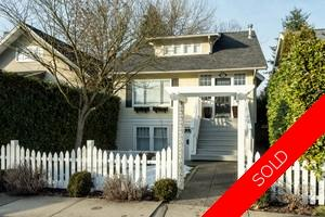 Cambie Street Single Family Detached House for sale: Douglas Park  5 bedroom 2,432 sq.ft. (Listed 2017-02-26)