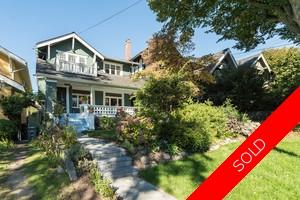Kitsilano House for sale:  4 bedroom 2,838 sq.ft. (Listed 2017-04-24)