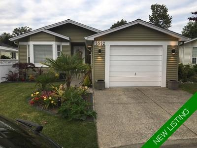 Ladner House for sale: South Pointe 2 bedroom 993 sq.ft. (Listed 2018-07-03)