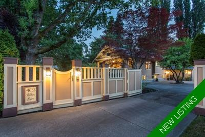 Ladner Elementary Heritage House for sale:  5 bedroom 2,997 sq.ft. (Listed 2018-07-08)