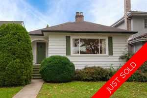 Kitsilano House for sale:  3 bedroom 1,684 sq.ft. (Listed 2018-10-05)