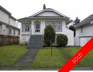 Kitsilano Building Lot for sale: Character House 3 bedroom 1,650 sq.ft. (Listed 2008-01-23)
