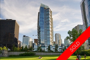 Coal Harbour Apartment for sale: CARINA 2 bedroom 1,290 sq.ft. (Listed 2008-08-11)