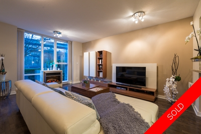 Yaletown Townhouse for sale: ParkWest Two 3 bedroom 1,518 sq.ft. (Listed 2015-02-16)