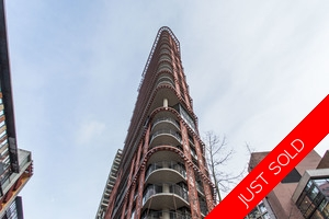 Gastown Apartment for sale: Woodwards W43 2 bedroom 1,166 sq.ft. (Listed 2018-01-28)