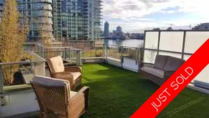 Yaletown Condo for sale:  1 bedroom 735 sq.ft. (Listed 2018-02-17)