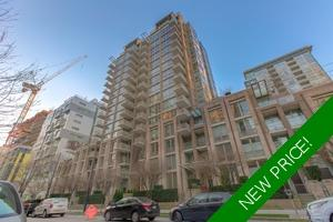 Yaletown Luxury Apartment for sale: Donovan  1 bedroom 651 sq.ft. (Listed 2020-02-24)