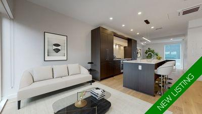 Lower Lonsdale Townhouse for sale:  2 bedroom 1,405 sq.ft. (Listed 2019-08-27)