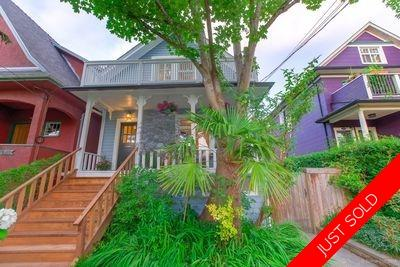 Commercial Drive House/Single Family for sale:  4 bedroom 1,421 sq.ft. (Listed 2020-07-12)