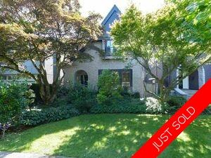 Point Grey House/Single Family for sale:  4 bedroom 2,927 sq.ft. (Listed 2020-08-29)
