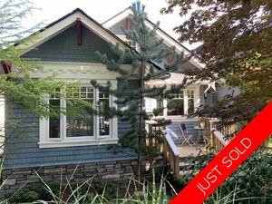 Cambie House/Single Family for sale:  3 bedroom 1,858 sq.ft. (Listed 2020-09-08)