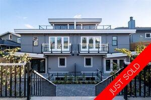 Central Lonsdale 1/2 Duplex for sale:  3 bedroom 2,208 sq.ft. (Listed 2020-09-28)