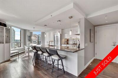 Yaletown Apartment/Condo for sale:  2 bedroom 1,163 sq.ft. (Listed 2021-04-21)
