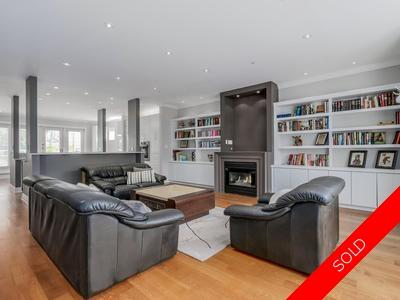 Kitsilano Townhouse for sale:  3 bedroom 2,032 sq.ft. (Listed 2016-06-13)