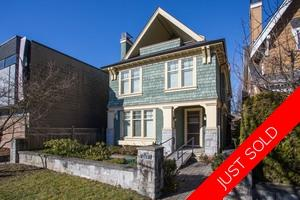 Vancouver  1/2 Duplex for sale: Heritage at Cambie Village 3 bedroom 1,422 sq.ft. (Listed 2019-02-27)
